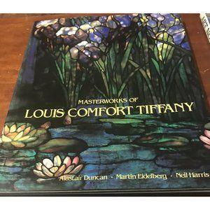 Masterworks of Louis Comfort Tiffany Book